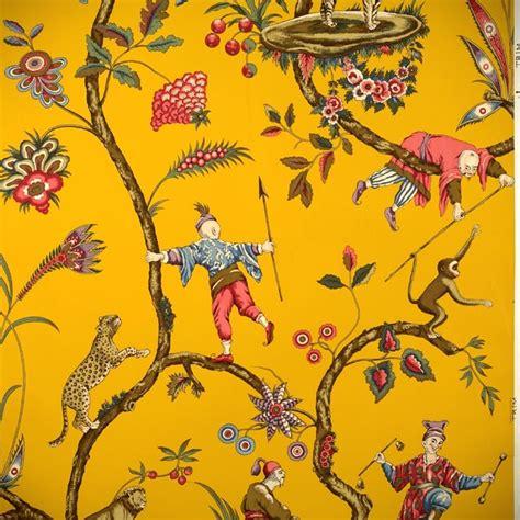 scalamandre chinoise exotique wallpaper oriente