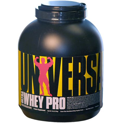 Whey Protein Universal Nutrition universal nutrition ultra whey pro protein supplement chocolate chip 5 lb 2 27 kg