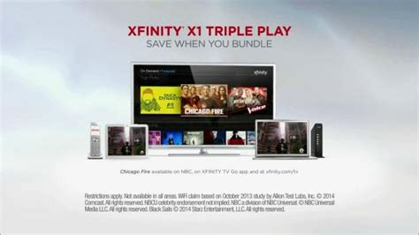 xfinity x1 triple play tv commercial get your geek on xfinity x1 triple play tv spot real people test ispot tv