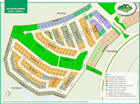 Houe Plans by Real Estate Home Lot Sale At Canyon Ranch Site Development