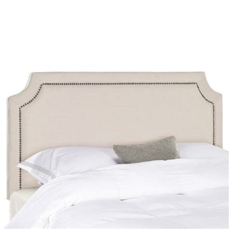 target headboards clip corner nailbutton headboard taupe target