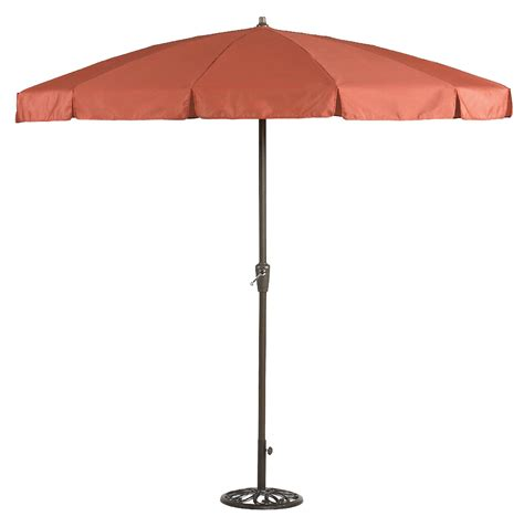 Sears Patio Umbrellas Garden Oasis Buren 9 Patio Umbrella