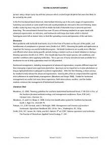 Pie Format Essay by Outline For Report Exle
