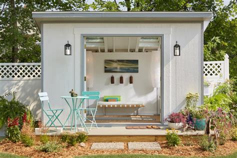inspiring shed ideas  makeovers room makeovers