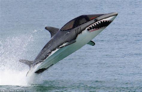 shark boat the freaky - Jet Shark Boat