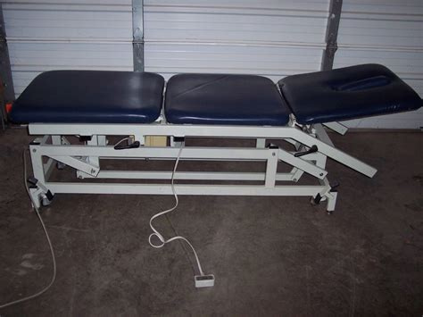 physical therapy tables for sale used used chattanooga tre 23 physical therapy table for sale