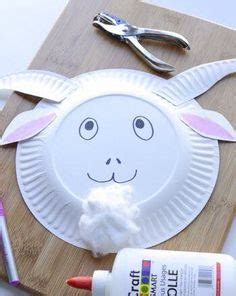 cutting goat games paper plate craft doggie mask craft for toddlers art