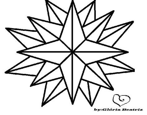 imagenes para dibujar a lapiz estrellas dibujo de estrella brillante para colorear dibujos net