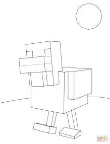 minecraft coloring pages iron golem coloring pages iron golem
