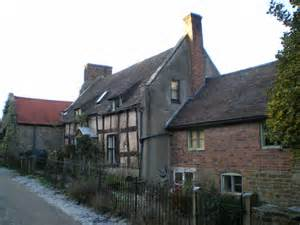 half timbered cottage in bowdler 169 richard