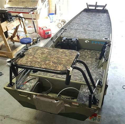 duck boat rod holders 427 best ideas about jon boat on pinterest duck boat
