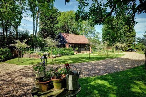 winners enjoying our suffolk cottages woodfarm barns