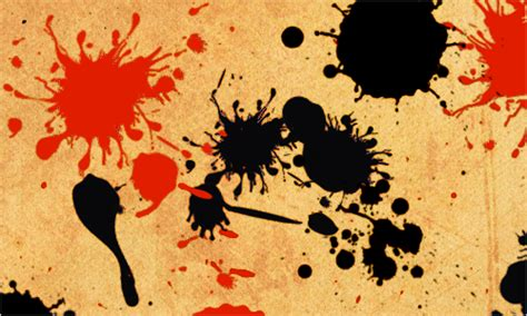 wallpaper animasi futsal blue blue how to make the effect of blood spots using
