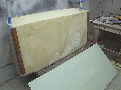 Two Part Urethane Foam - working with two part expandable urethane foam