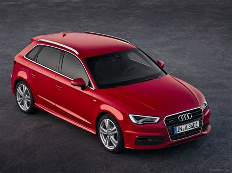 Audi A3 Sportback S Line by Audi A3 Sportback S Line 2013 Exotic Car Photo 05 Of 50