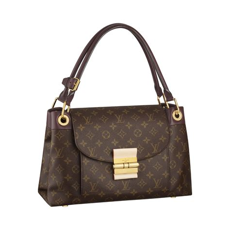 louis vuitton olympe bag in monogram canvas all handbag