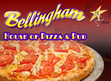 bellingham house of pizza bellingham house of pizza and pub