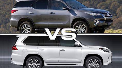 lexus or toyota lexus 2016 lx570 vs land cruiser autos post