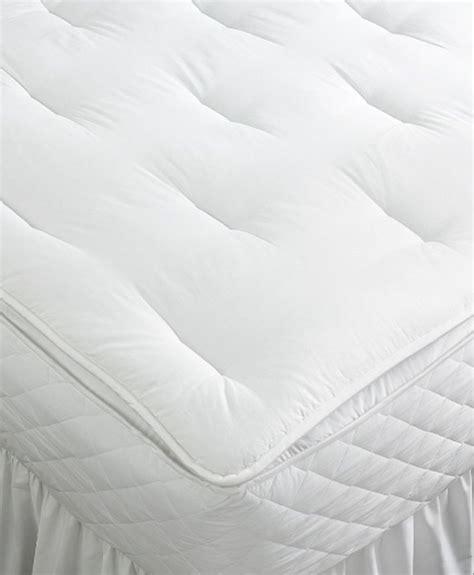 twin bed pillow top mattress pad charter club pillowtop 300tc twin mattress pad