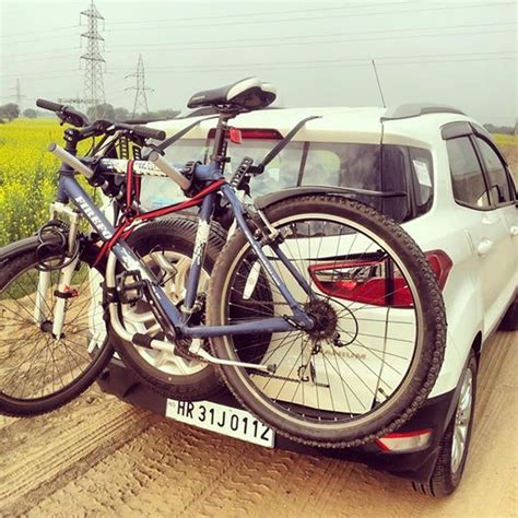 Bike Rack For Crossover by Car Bike Rack For Ford Ecosport Crossover