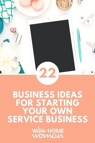 business ideas  starting   service business