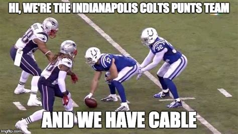Indianapolis Colts Memes - indianapolis colts directv quot get rid of cable