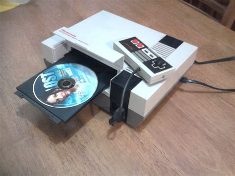 game console mod 1 6 4 how to make nintendo nes to a dvd player