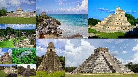 Imagenes Construcciones Mayas   templos y construcciones mayas