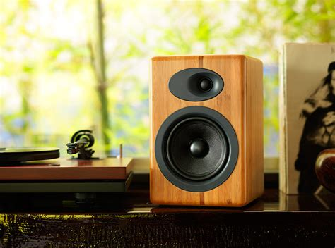 best powered speakers to pair with a turntable audio advice