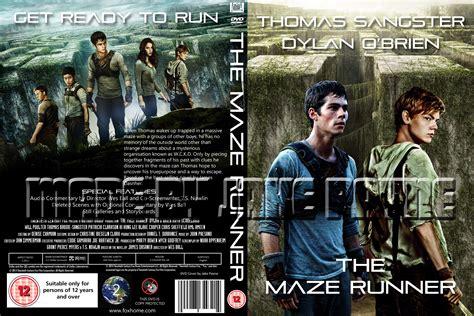 Or Age Rating 2018 The Maze Runner Dvd Cover 2 By Jakepayne1994 On Deviantart