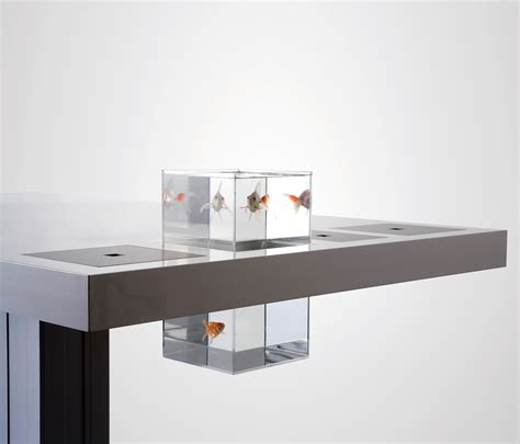 Milk Desk Has Fish Swimming In It by Milk Classic Work Desk Individual Desks From Holmris