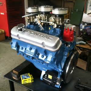 Pontiac 400 Crate Engine For Sale Pontiac Crate Engines Holeshot Performance Racing Engines
