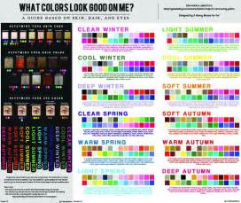 what colors look best on color combination reference guide earthtones