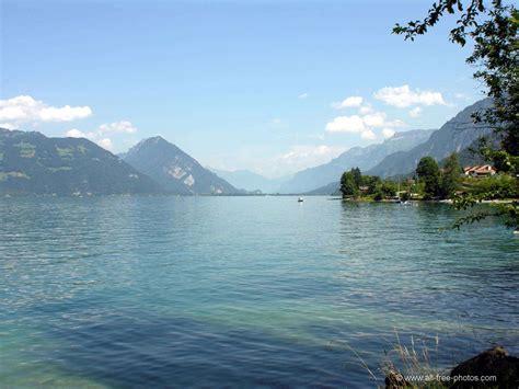 lade thun top photo lac de thun thuner see thun suisse