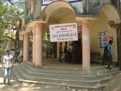 Mba Government Colleges In Chennai by Government Arts College Nandanam Gac Chennai Admission