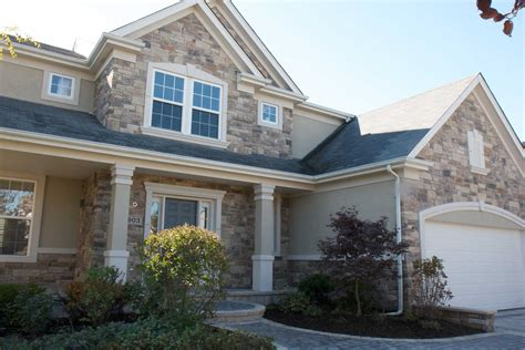 houses with stone and siding exterior stone veneer transform your home with exterior