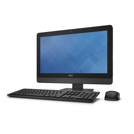 dell optiplex 3030 aio pc intel core i5, 500gb hdd, 8gb