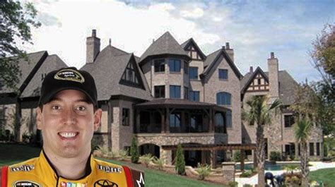 12 homes owned by nascar drivers