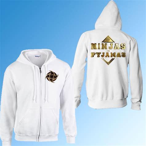 csgo dota2 gaming team nip ninjas in pyjamas zipper hoodies cotton jersey winter autumn fleece