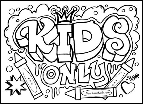 cool coloring pages with words cool design coloring pages graffiti creator coloring