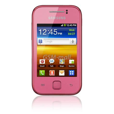 Samsung Y 7 Samsung Galaxy Y S5360 Pink розов Gsm Mall онлайн магазин за мобилни телефони