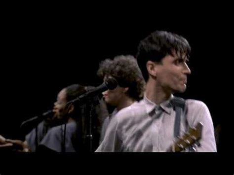 talking heads burning down the house talking heads burning down the house live society of rock
