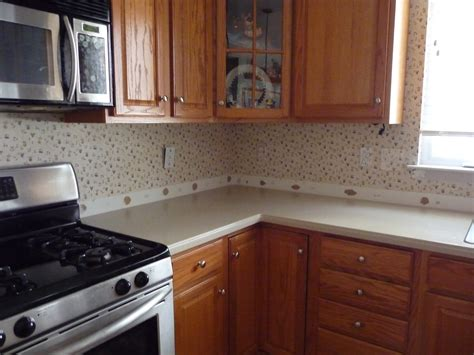 decorative backplash for the kitchen creative faux panels