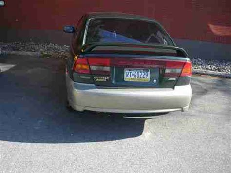 2000 Subaru Legacy Outback Limited by Purchase Used 2000 Subaru Legacy Outback Limited Sedan In