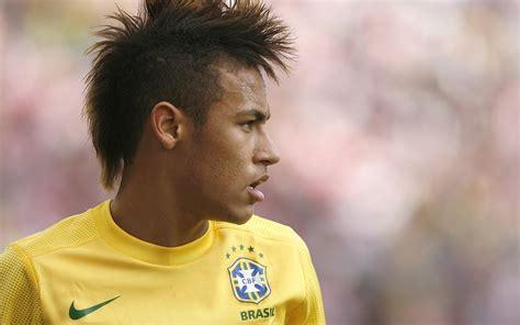 footballer hair styles wallpaper neymar brazilian football player hairstyle