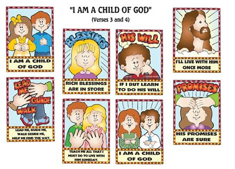 tiny talks i am a child of god books song i am a child of god verses 3 4 yes i am mormon