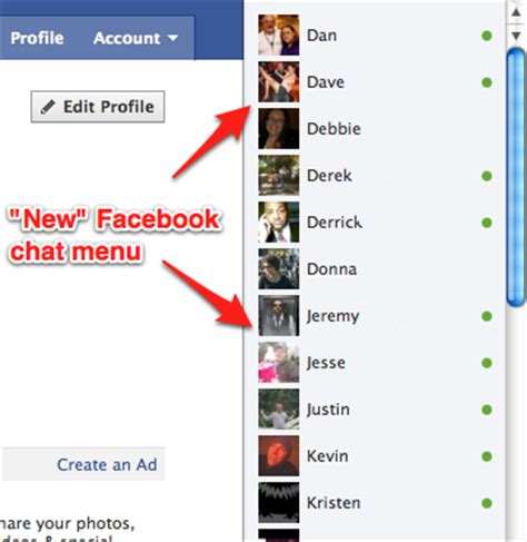 facebook chat bar top friends valaisitharalhal how to remove the facebook chat sidebar