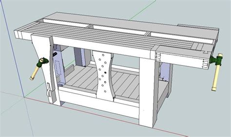 project  learn workbench plans google sketchup