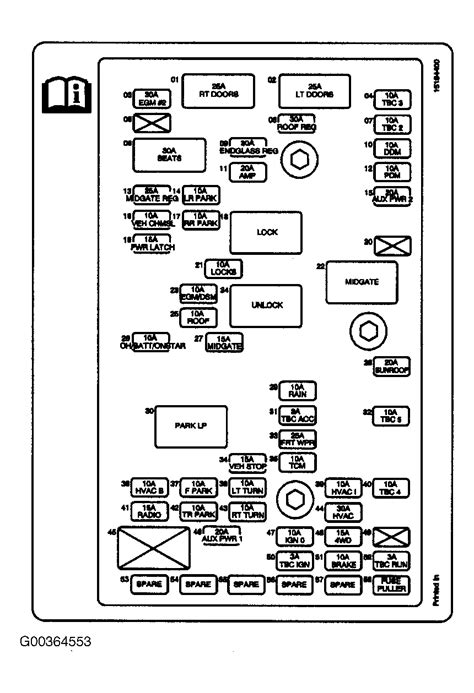 2005 gmc envoy power window wiring diagram 2005 free engine image for user manual back window is not working anymore i a gmc 2005 envoy the