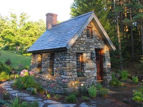 Small Cottage Design | small cottage floor plans small stone cottage design